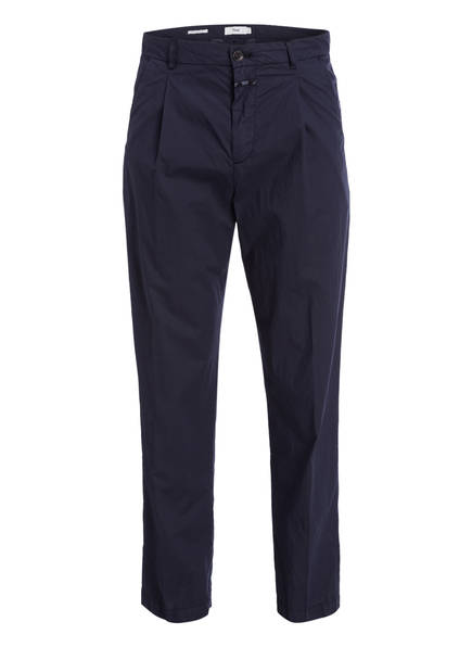 CLOSED Chino Relaxed Fit, Farbe: DUNKELBLAU (Bild 1)
