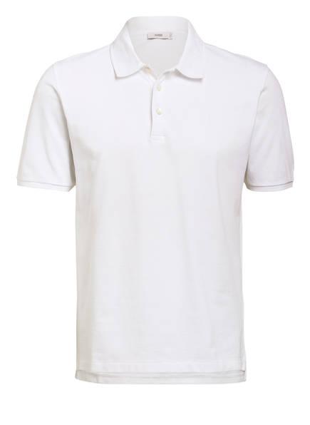 CLOSED Piqué-Poloshirt, Farbe: WEISS (Bild 1)