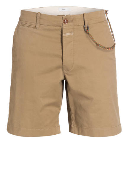 CLOSED Shorts Regular Fit, Farbe: BEIGE (Bild 1)
