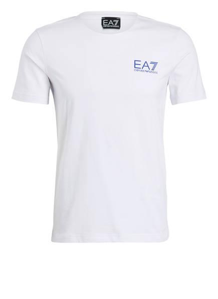 EA7 EMPORIO ARMANI T-Shirt , Farbe: WEISS (Bild 1)