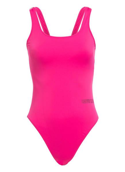 Calvin Klein Badeanzug, Farbe: PINK (Bild 1)
