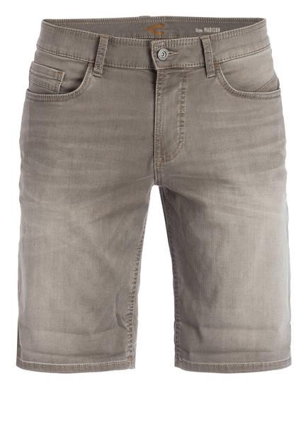 camel active Jeans-Shorts Modern Fit, Farbe: GRAU (Bild 1)