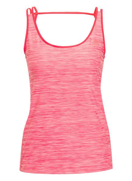 adidas Tanktop, Farbe: ROT/ PINK MELIERT (Bild 1)