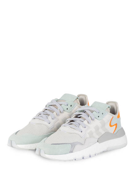 adidas Originals Sneaker NITE JOGGER, Farbe: CREME/ MINT (Bild 1)