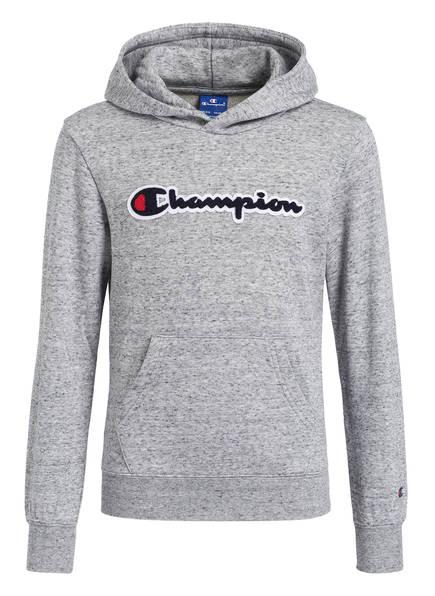 Champion Hoodie, Farbe: HELLGRAU (Bild 1)