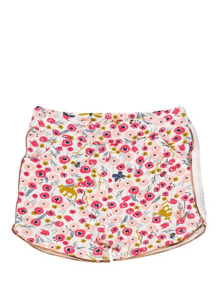 PETIT BATEAU Shorts, Farbe: CREME/ ROSA BLAU (Bild 1)