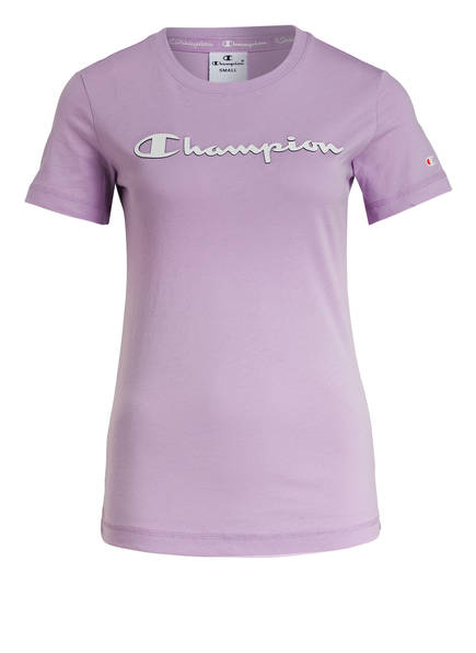 Champion T-Shirt, Farbe: HELLLILA (Bild 1)