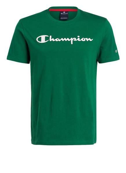 Champion T-Shirt, Farbe: GRÜN (Bild 1)