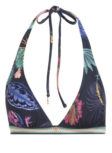 BRUNOTTI Triangel-Bikini-Top PERCULA, Farbe: DUNKELBLAU (Bild 1)