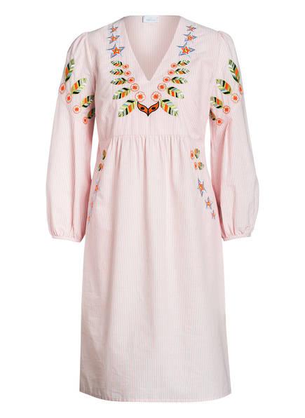 SPORTALM Kleid TULIPA, Farbe: ROSA/ WEISS (Bild 1)