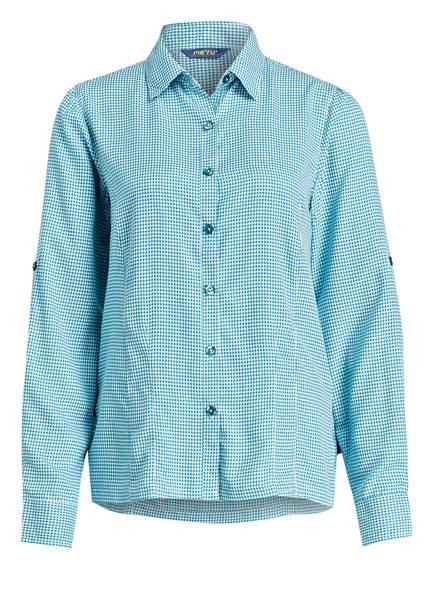 me°ru' Outdoor-Bluse VISALIA, Farbe: GRÜN (Bild 1)