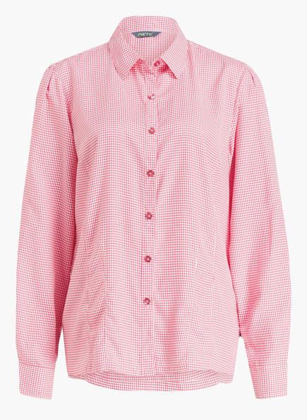 me°ru' Outdoor-Bluse VISALIA, Farbe: PINK (Bild 1)
