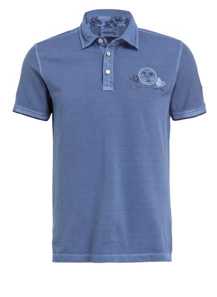 STROKESMAN'S Piqué-Poloshirt , Farbe: BLAU (Bild 1)