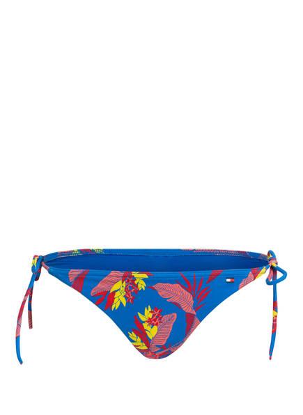 54a6fc965b5 TOMMY HILFIGER Bikini-Hose , Farbe BLAU/ GELB/ ROT (Bild 1)