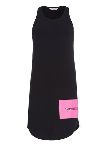 Calvin Klein Jerseykleid, Farbe: SCHWARZ (Bild 1)