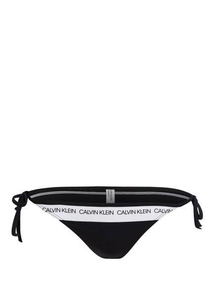 Calvin Klein Bikini-Hose CK LOGO, Farbe: SCHWARZ (Bild 1)