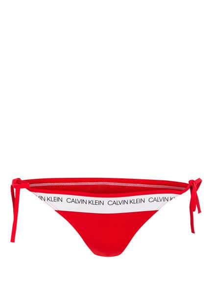 Calvin Klein Bikini-Hose CK LOGO, Farbe: ROT (Bild 1)