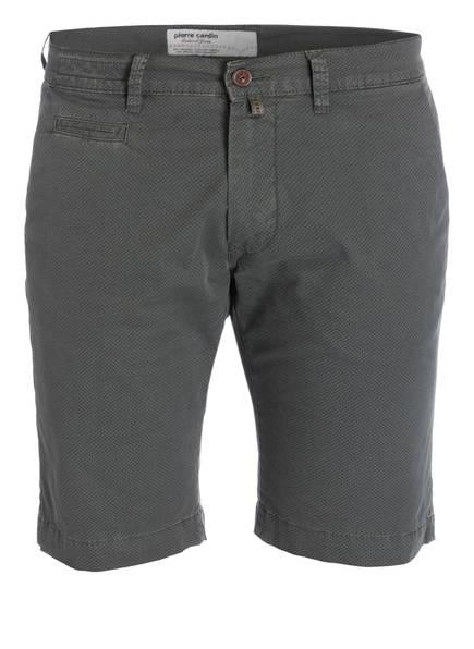 pierre cardin Chino-Shorts LYON, Farbe: 75 OLIVE (Bild 1)