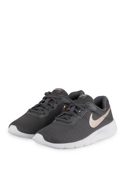 Nike Sneaker TANJUN, Farbe: GRAU/ GOLD (Bild 1)