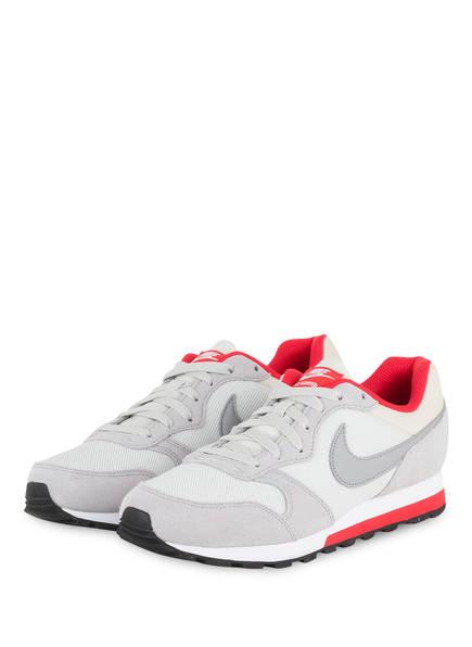 Nike Sneaker MD RUNNER 2, Farbe: GRAU/ ROT (Bild 1)