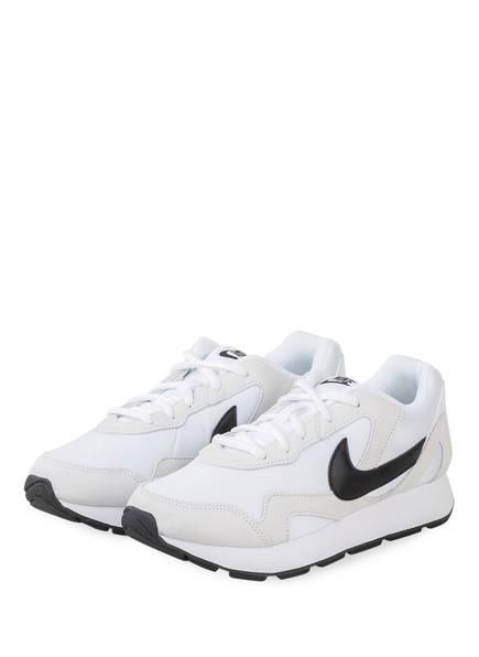 e9e10486a3abf Nike Sneaker DELFINE, Farbe WEISS/ BEIGE/ SCHWARZ (Bild 1)