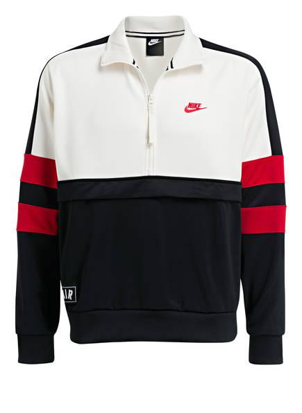Nike Trainingsjacke AIR , Farbe: SCHWARZ/ WEISS/ ROT (Bild 1)