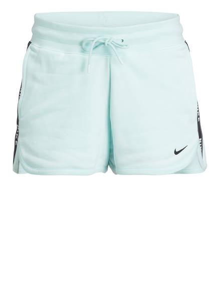 Nike Sweatshorts, Farbe: MINT (Bild 1)