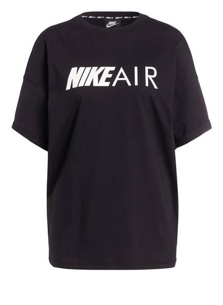 Nike T-Shirt AIR, Farbe: SCHWARZ (Bild 1)