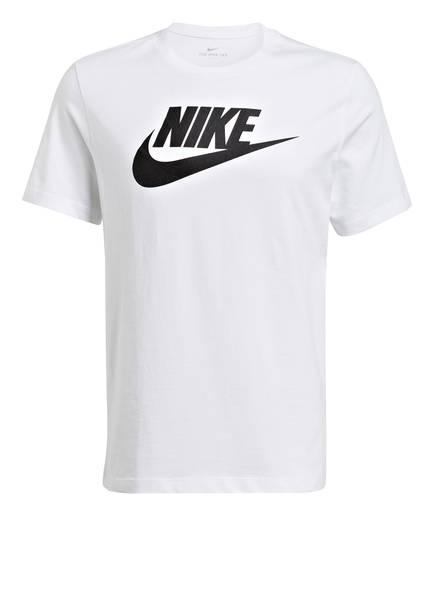 Nike T-Shirt ICON FUTURA, Farbe: WEISS (Bild 1)