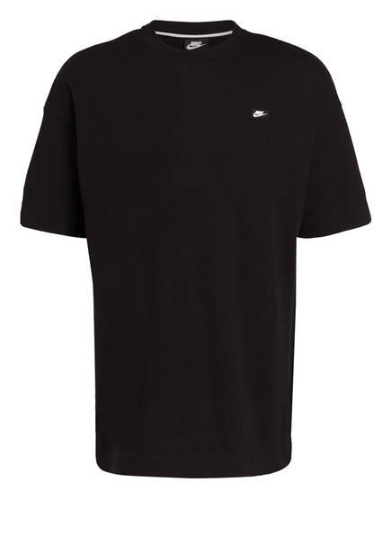 Nike Oversized-Shirt, Farbe: SCHWARZ (Bild 1)
