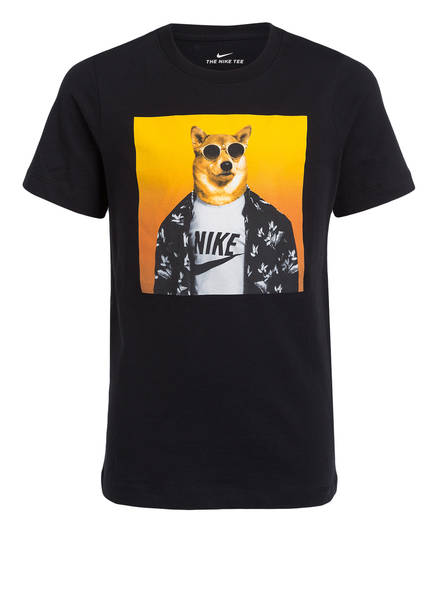 Nike T-Shirt, Farbe: SCHWARZ (Bild 1)