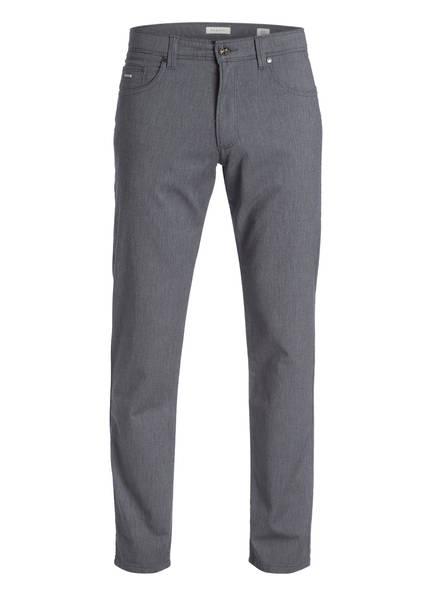 bugatti Hose REGULAR FIT, Farbe: GRAU MELIERT (Bild 1)