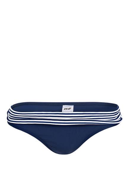 Hot Stuff Bikini-Hose , Farbe: DUNKELBLAU/ WEISS (Bild 1)