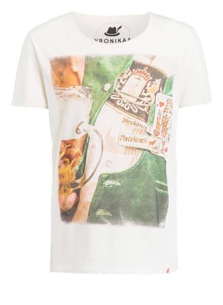 VRONIKAA T-Shirt , Farbe: ECRU (Bild 1)