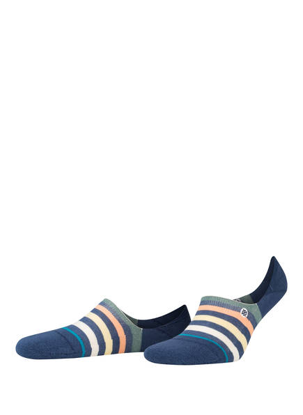 STANCE Sneakersocken HITCH HIKER , Farbe: BLAU/ GELB (Bild 1)