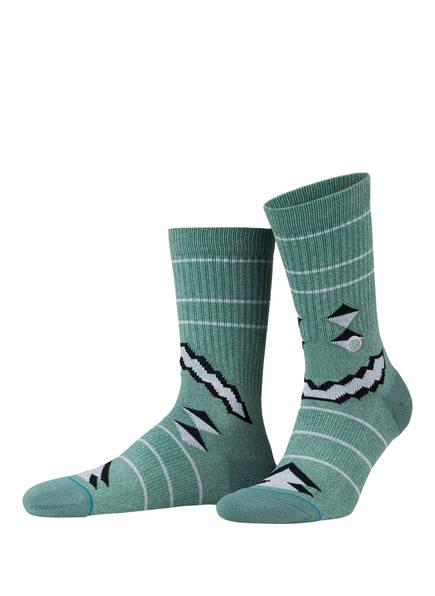 STANCE Socken PISMO, Farbe: KHAKI (Bild 1)