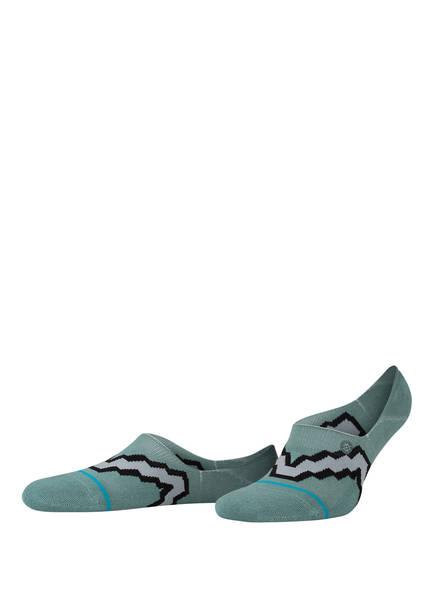 STANCE Sneakersocken PISMO LOW, Farbe: PETROL (Bild 1)