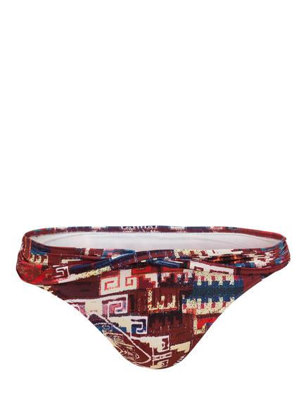 watercult Bikini-Hose ETHNO FUSION, Farbe: ROT/ BLAU/ BEIGE (Bild 1)