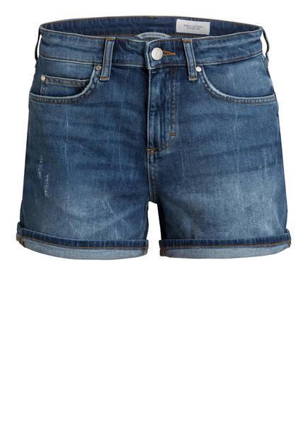 Marc O'Polo DENIM Shorts, Farbe: GRAPHIC STITCH BLUE (Bild 1)