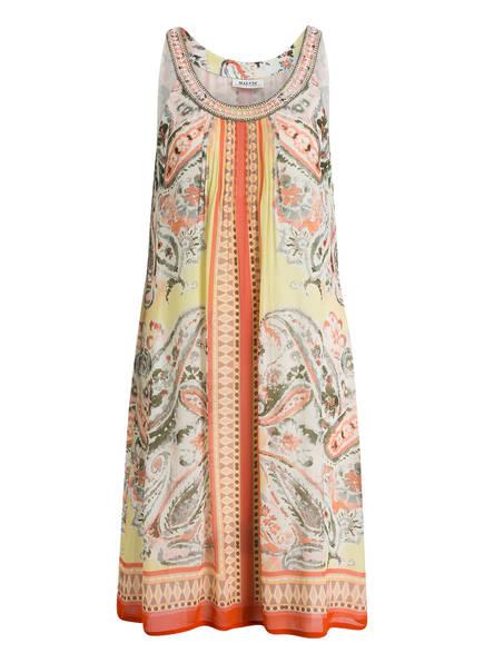 MALVIN Kleid, Farbe: ECRU/ ORANGE/ GELB (Bild 1)