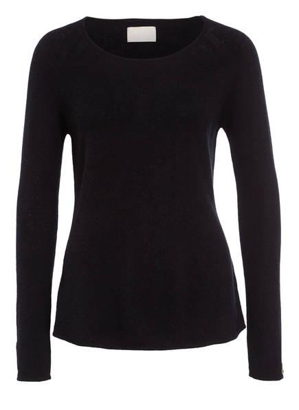 Mrs & HUGS Cashmere-Pullover , Farbe: SCHWARZ (Bild 1)