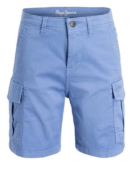 Pepe Jeans Cargo-Shorts CADET SHORT, Farbe: BLAU (Bild 1)