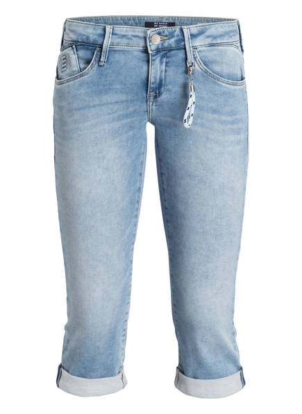 mavi Jeans-Bermudas ALMA, Farbe: LIGHT SPORTY BLUE (Bild 1)