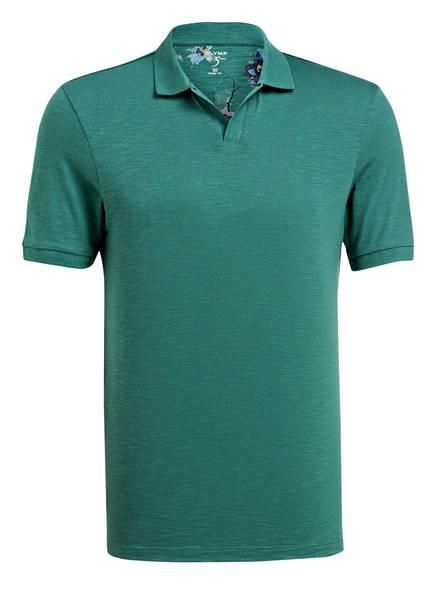 OLYMP Jersey-Poloshirt, Farbe: GRÜN (Bild 1)