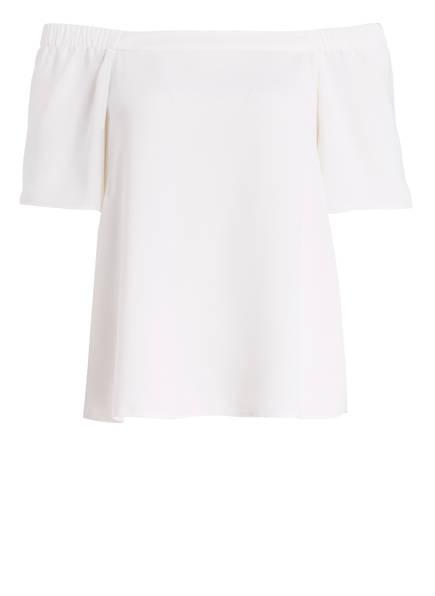 s.Oliver BLACK LABEL Off-Shoulder-Bluse, Farbe: WEISS (Bild 1)