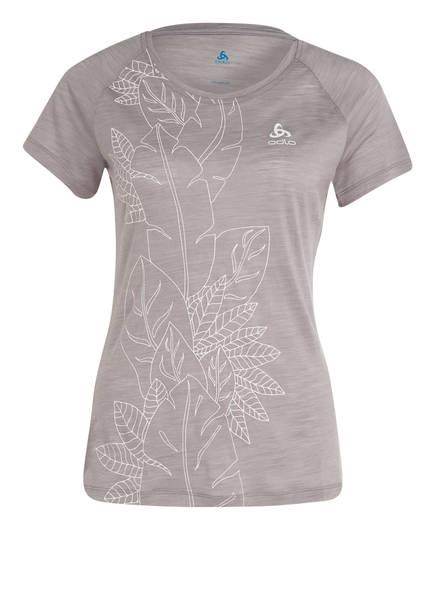 odlo T-Shirt CONCORD, Farbe: HELLGRAU (Bild 1)