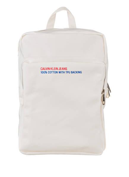 Calvin Klein Jeans Rucksack, Farbe: CREME (Bild 1)