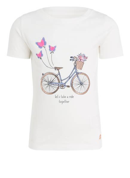 TOM TAILOR T-Shirt , Farbe: CREME BEDRUCKT (Bild 1)