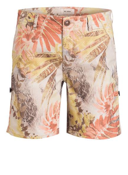 MOS MOSH Shorts FREYA, Farbe: BEIGE/ LACHS/ BRAUN (Bild 1)