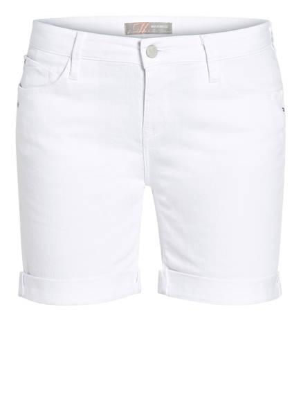 mavi Jeans-Shorts CAMILLA, Farbe: WHITE (Bild 1)